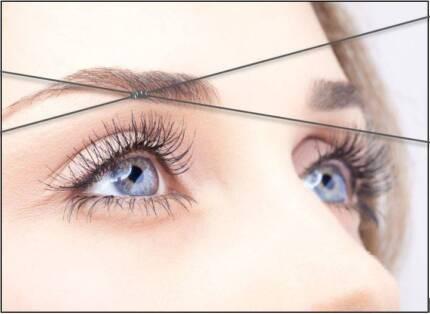 Eyebrow Threading $15