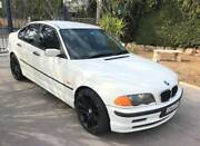 2000 BMW 318i E46 Automatic 4 Door Sedan Ingleburn Campbelltown Area Preview