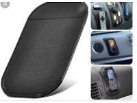 Phone holders - anti slip - grip mat