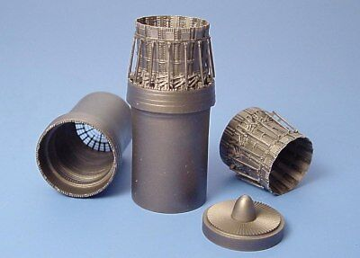 Aires 1/48 F-15E Exhaust Nozzles for Hasegawa or Revell kit 4115/*