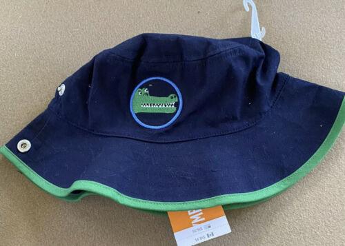 Gymboree Adventure  Sun Hat - Alligator Patch