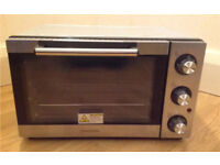 Cookworks mini oven 1500w