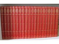 Complete set of Children's Encyclopedia Britannica, 1978
