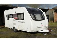 Sterling Eccles Topaz SE 2 berth