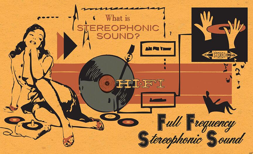 Stereophonic Vinyl Store