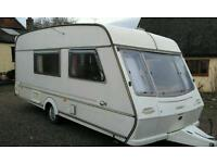 1994 4 berth abbey gts with full awning