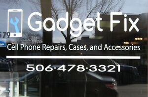 SMARTPHONE AND TABLET REPAIR (ALL BRANDS) Fredericton New Brunswick image 1