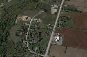 Rare Find Appx. 2 Acre Estate Lot in Castlemore Area ,Brampton