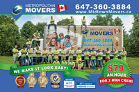METROPOLITAN MOVERS - YOUR LOCAL HOME MOVER