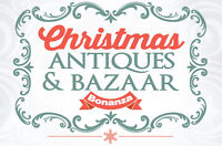 Vendors Wanted - Christmas Antiques & Bazaar Bonanza
