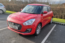 2019 Suzuki Swift SZ T 1.0 BoosterJet Manual