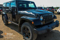 2015 JEEP WRANGLER SAHARA X WILL GET THE PARTY STARTED !!