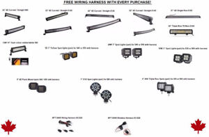 LED LIGHT BARS / PODS / JEEP ACCESSORIES & MORE!