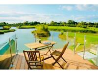 Lodges for sale with 99 year lease, 12 month season park, free facilities!