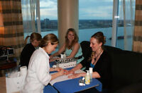 Bachellorette Spa Parties $90 for up to 8 Guests!