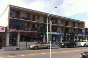 University area store for rent on Wyandotte West