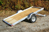 2015 Karavan *1 up * Tilt deck Sled Trailer !!! NEW--On SALE!!!