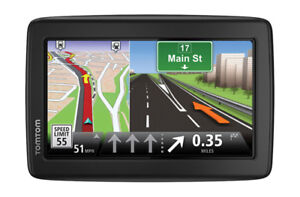 Tom Tom VIA 1515M GPS with Car Charger/Traffic Receiver Cable