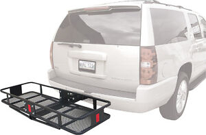 ISO: Trailer hitch cargo carrier