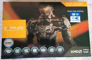 Sapphire R9 290 Tri-X OC GPU/Videocard