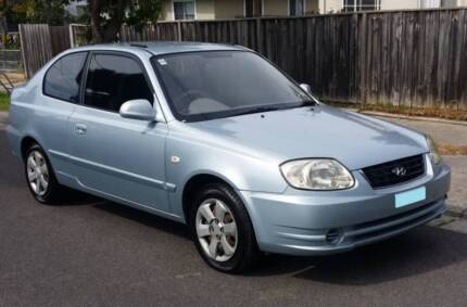 2006 HYUNDAI ACCENT IN GOOD CONDITION WITH NEW TYRES