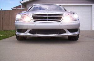 2004 Mercedes-Benz S-Class S55 AMG V8 Kompressor Sedan