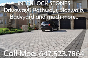 Best Way Bellagio Antico Driveway Interlock Walkway Interlock St