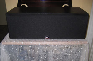 PSB Center Channel 100C (2 Available)