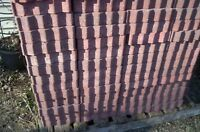 Interlocking Bricks, used, in good codition
