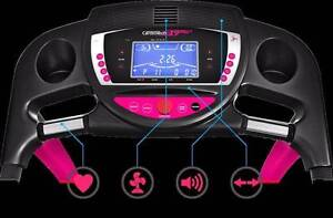 AMAZING CARDIOTECH X9 PRO 2 PINK TREADMILL CAN DELIVER Bundall Gold Coast City Preview