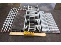 Eiger 500 Aluminium Scaffold Tower like Boss Youngman Fully Complete