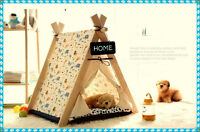 Lovely Tent and Bed for Dogs and Cats Bed House Cage