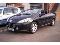 Peugeot 307 CC 1.6 Coupe Allure Convertible Full Leather low miles