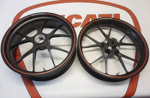 Ducati Forged Marchesini Wheels Hypermotard S, will fit 848, S4R
