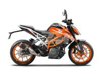 NEW KTM 390 Duke - call for offers
