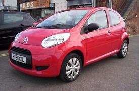 Citroen C1 1.0i 68 VTR 5 door 2 owners with air con £20 road tax