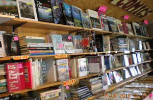 BOOK LOVERS ----- MORE than 400 BOOKS  FOR SALE !