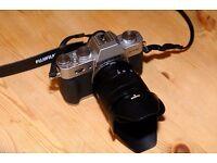 Immaculate Fujifilm XT10 kit