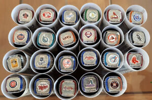 Wanted to buy Coors Light MLB World Series rings.