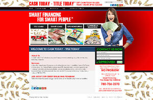 Title Loans- CASH TODAY