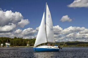 Independent 20-2 sailboat