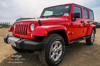 2015 JEEP WRANGLER SAHARA SUMMER IS HERE & WE HAVE YOUR NEW JEEP