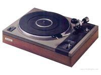Vintage Pioneer PL112D Belt Driven Turntable