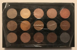 2 M.A.C Custom Eyeshadow Palettes 15x Pans Each