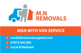 MAN WITH VAN SERVICES