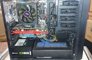 CUSTOMIZED AMD 8 CORE- AAA GAMING READY