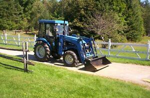 tracteur 40 forces