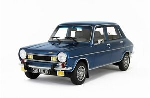 1:18 OTTO MOBILE Simca 1100TI  bleu blau blue OT606  NEU NEW