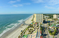 Westgate Myrtle Beach Oceanfront Resort 4 Day 3 Night $99!