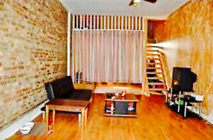 SPACIOUS LOFT APARTMENT FOR SUBLET ***MOVE IN BONUS*** London Ontario image 1